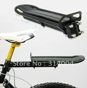 Bike Alloy Rear Carrier Bicycle Luggage Rack Bag Pannier Fender Seat Post Beam bracket Accessories - Raideen Technology HK Co., Ltd store