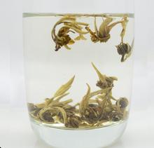 High Grade Jasmine Pearl Tea 100 natural fragrant Chinese Green Tea 250g hand made 2015 fresh
