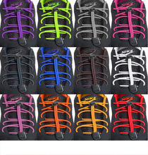 Locking Shoe Lacing Elastic Shoelaces Running Jogging Triathlon Sports Shoe Tie 2015 lqq(China (Mainland))