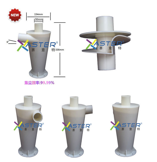 Cyclone powder dust collector high performance filter for vacuums(China (Mainland))