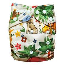 Free Shipping 1000pcs reusable snaps adjustable pocket cloth nappy(China (Mainland))