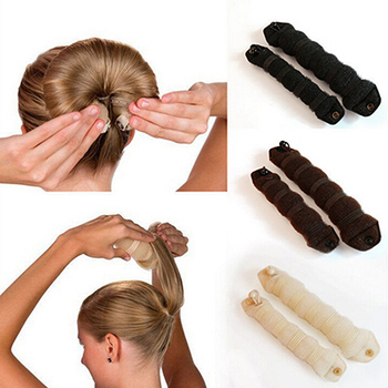 Best Large + small/Set Fashion Magic Hair Styling Clip Accessory Maker Tool Bun Donut