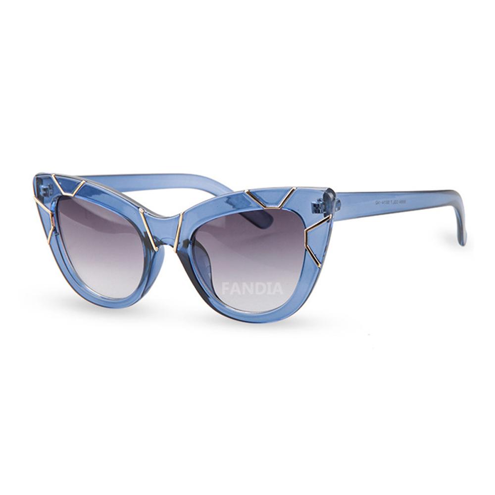 2015 Brand Super Vintage Cat Eye Sunglasses For Women ...