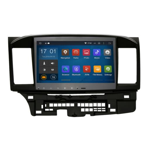 1024*600 Android stereo for Mitsubishi LANCER 2006 2007 2008 2009 - 2012 Car DVD Player GPS Radio auto multimedia map (NO DVD)(China (Mainland))