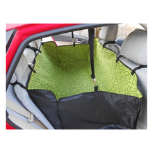 High quality dog cat car mat 3 colors print pet mats accessories suppliers for travel
