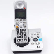 1.9 GHz Digital Dect 6.0 Call ID Wireless Cordless Phone Built-In Clock Voice Mail Backlit LCD with Answering System For Home B(China (Mainland))