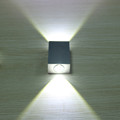 Modern 2W 6W led wall light AC85 265V high quality restroom bedroom reading wall lamp decoration