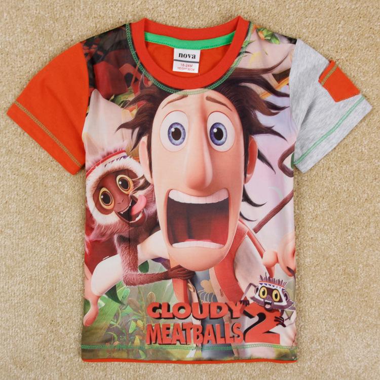 2-6T 3D PRINT boys clothes,brand kids t shirt,boys children t shirts,clothing for boys,t-shirts for boys,children baby t-shirts(China (Mainland))