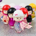 New Fashion Lovely Baby Doll Design Gel Nail Polish Art Bright Glitter Pure Color Varnish Beauty