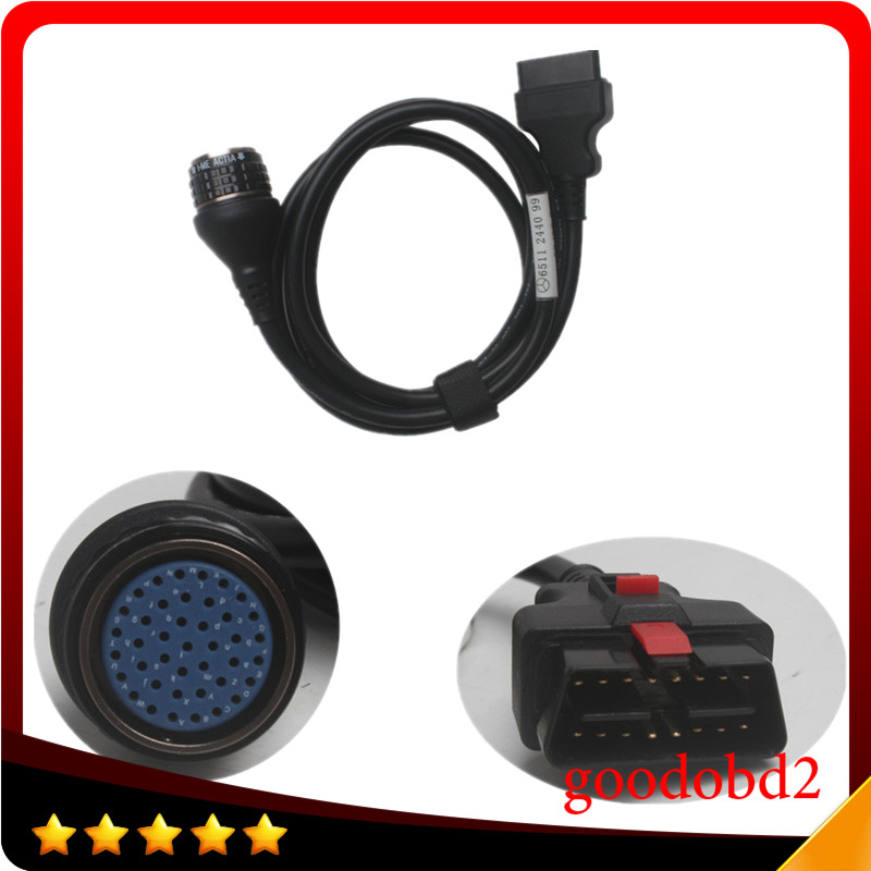 C4 16pin Main Cable MB Star C4 SD Connect Compact 4 for Main Testing Cable Multiplexer Car Diagnostic Tools Adapte Accessories(China (Mainland))
