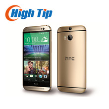 Buy Original unlocked HTC One M8 mini cell phones HTC one mini 2 16GB Quad core WIFI 4.5 inch touch screen Free refurbished for $260.88 in AliExpress store