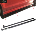 A3 S3 Side Body Skirts Car Styling Carbon Fiber JC style for Audi for A3 S3
