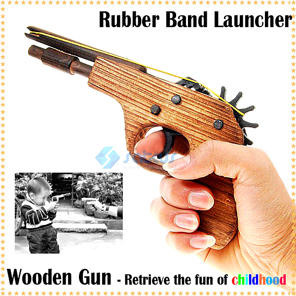 Guns For Boys Christmas Toys : Child toy pistols kids fun wooden guns toys for boys girls