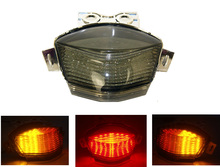 Buy Sale Kawasaki Ninja 650R EX650 ER6N ER6F ER 6N 6F 2006 2007 2008 Tail Light Brake Turn Signals Integrated LED Light for $24.65 in AliExpress store