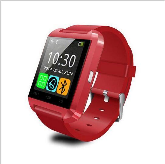Hot Sale Abroad Market Fashional Wrist Watch U8 Smart Watch For Android Phone(China (Mainland))