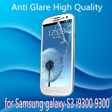 Free Shipping HD Clear Screen Protector for Samsung galaxy S3 i9300 9300 Screen Protective Film without Retail Packaging