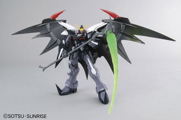 1:100 MG Gundam 20cm  Dearthscythe Gundam Hell Death EW Assembled Gundam Model toy Free shipping<br><br>Aliexpress