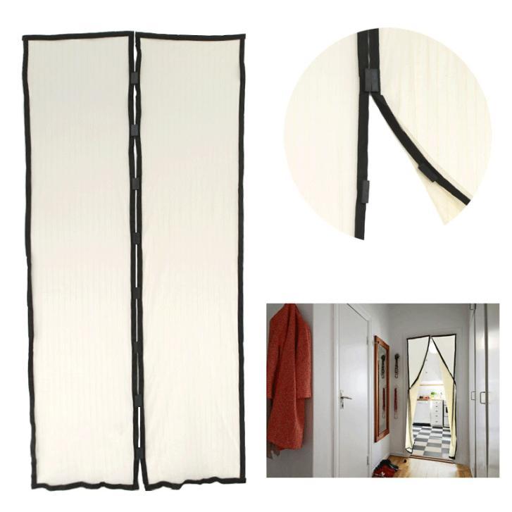 Online kopen wholesale deur vitrage uit china deur vitrage groothandel - Anti muggen gordijn ...