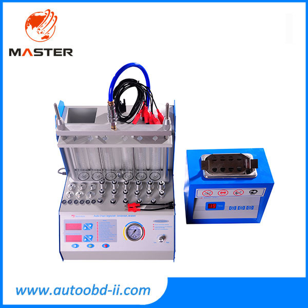 master original Fuel Injector Tester & Cleaner MST-A360 oil atomizer tester maintenance washer oil spray nozzle(China (Mainland))