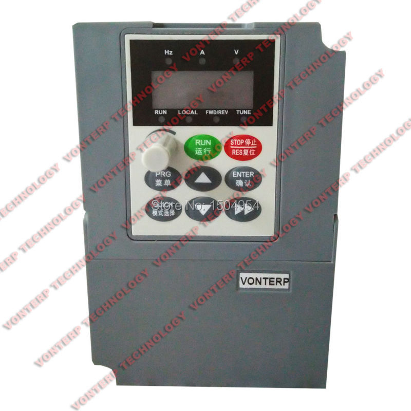 Buy 1 5kw 220v single phase input and for Single phase motor drive