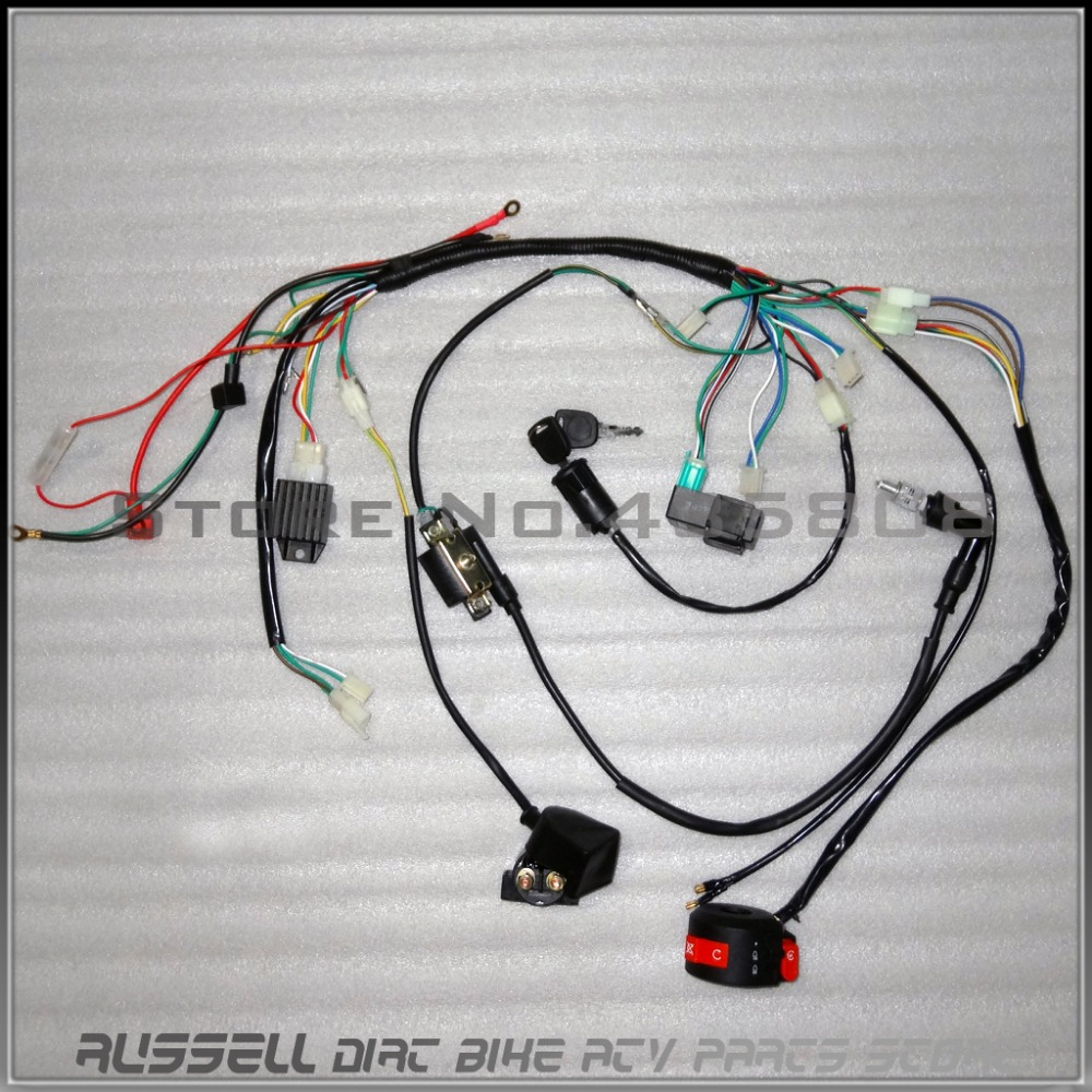 Acoustic Guitar String Diagram further Chinese ATV Wiring Harness further Honda TRX 300 Wiring Diagram besides Mercury Outboard Motor Kill Switch as well Chinese ATV Wiring Diagrams. on honda trx 90 wiring diagram