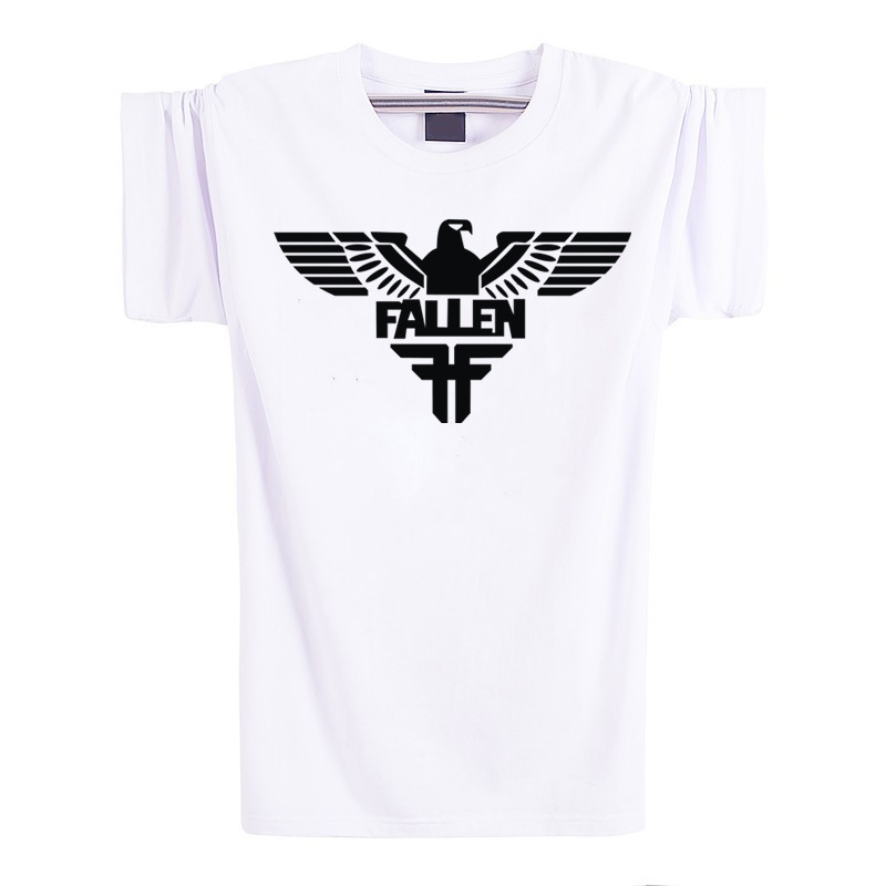 2016 new brand clothing t-shirt fallen men tshirt homme t shirt men crossfit camisetas fallen skate t-shirt hip hop fallenОдежда и ак�е��уары<br><br><br>Aliexpress