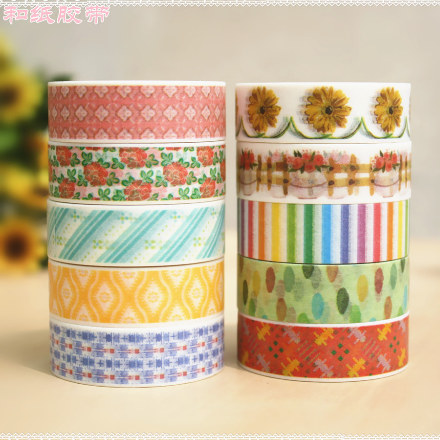 360 favorite sweet shop and printing Japanese small fresh Shredded paper tape tape DIY decorative stickersXA<br><br>Aliexpress