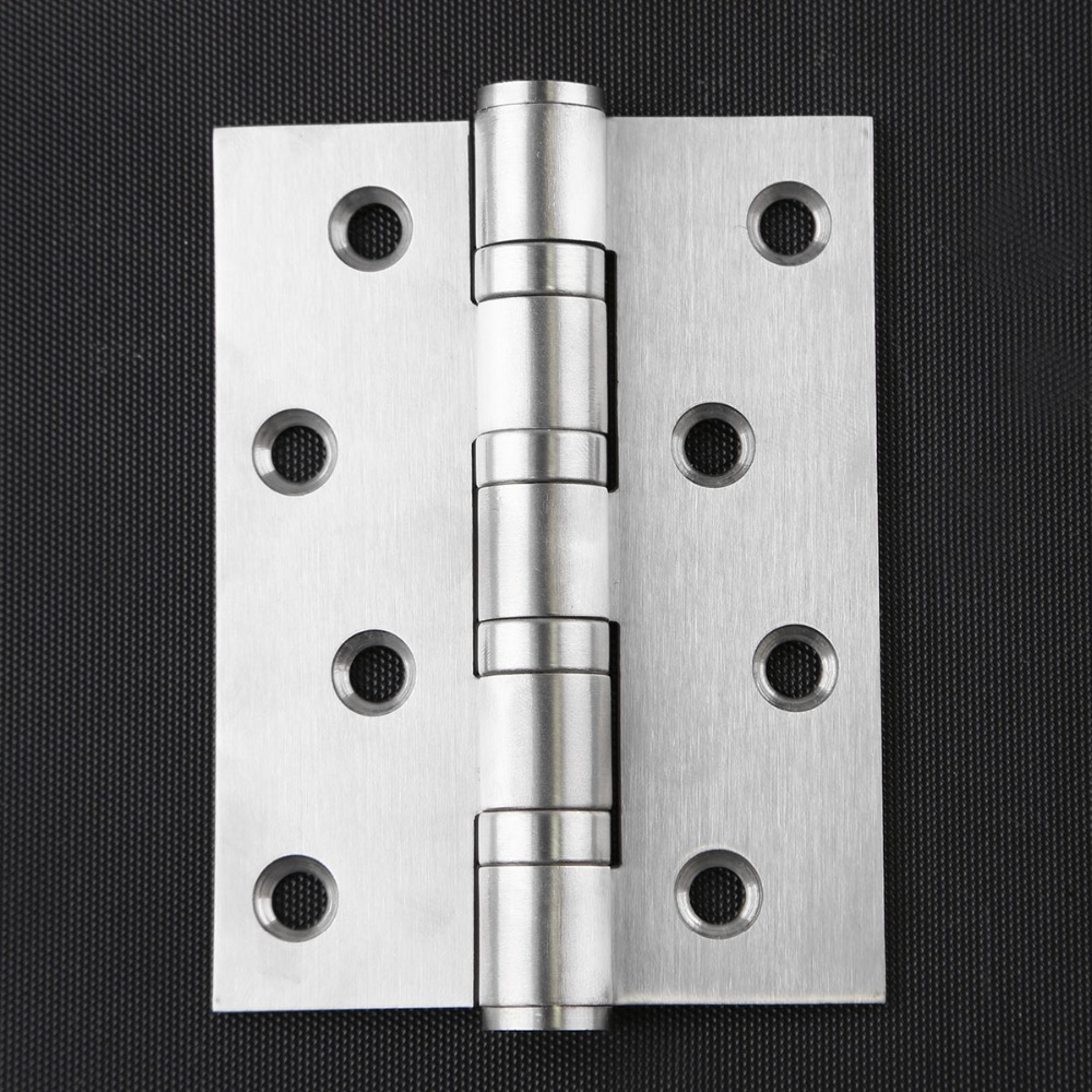 3.0inch100mm 15mm 2pcs/lot Door Hinge 201 stainless steel high quality Butt Hinge Cabinet Hinges/furniture hardware hinges(China (Mainland))