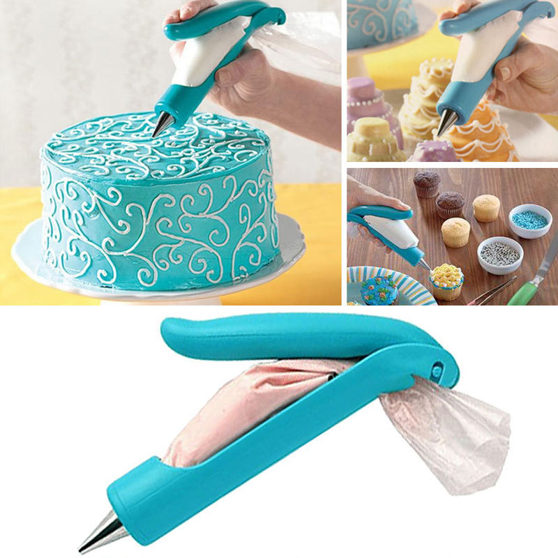 Blauwe Keuken Accessoires : Icing Pastry Piping Bag