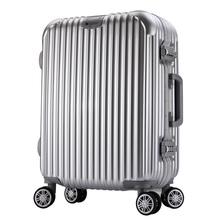 20 24 29 дюймов алюминиевая рама abs пк счетчик колесные тележки подвижного багаж энд керри — Ons путешествия чехол Hardside чемодан бесплатная доставка