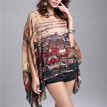 Женские шелковые блузки доставка