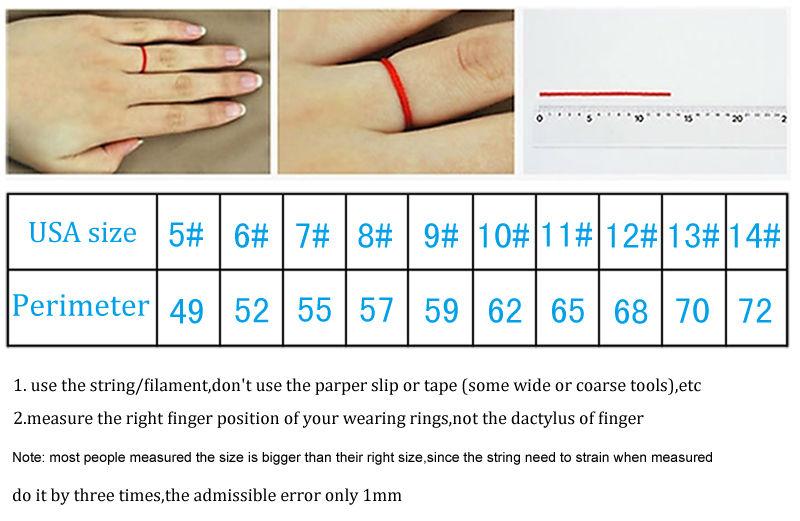 What Is Perimeter For Measuring Ring Finger