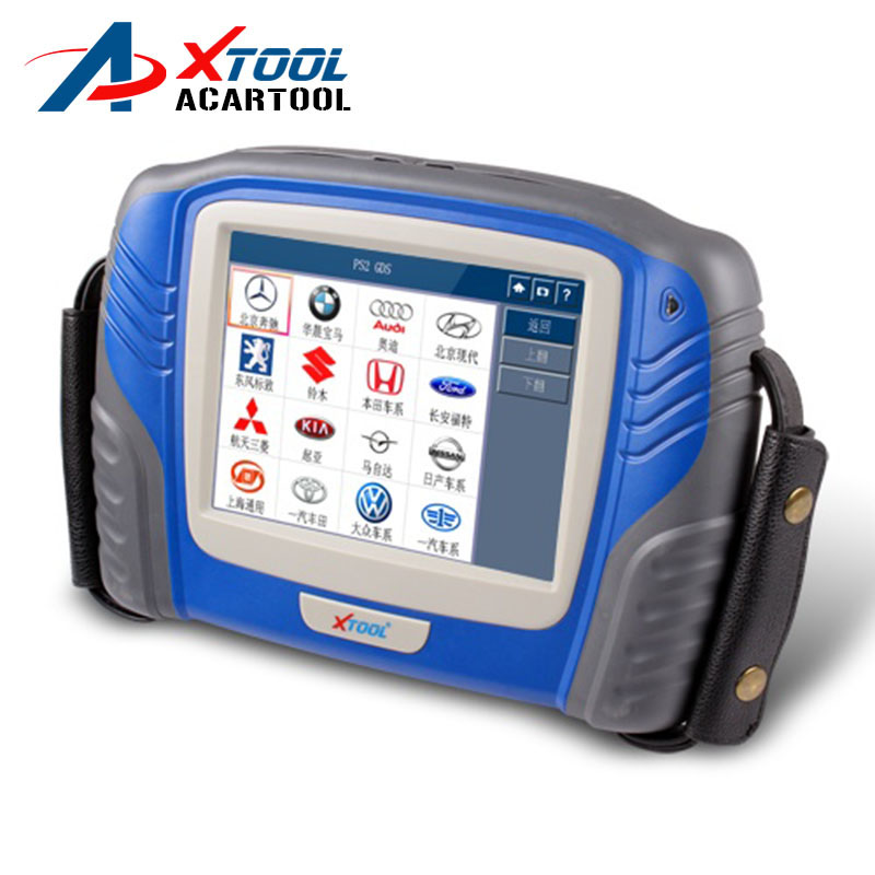 Realesed 100% Original PS2 GDS Gasoline Version Car Diagnostic Tool like X431 Update Online DHL - Shenzhen Acartool Auto Electronics Co., Ltd store