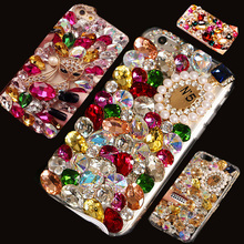 Buy 3D Luxury Bling Crystal Diamond Phone Case HTC Desire SV T326e Girly Sparkle Jewelry Coque Fox Perfume Trim Cover Pink Funda for $5.08 in AliExpress store