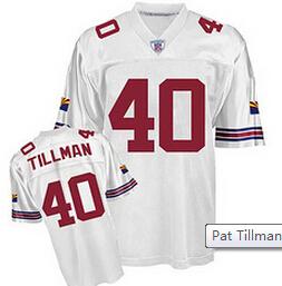 100% Stitiched,Arizona Cardinals,Pat Tillman,Throwback for men(China (Mainland))