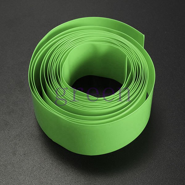 Hot Sale Retail High Quality Professional Colorful 29 5MM 18 5MM PVC Heat Shrink Tubing For