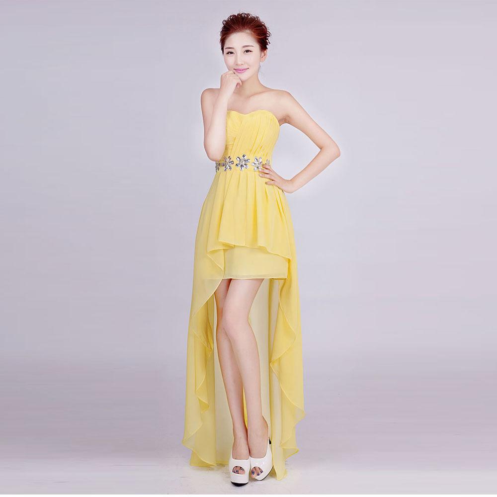 Evening Strapless Dresses