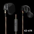 Original KZ ATR 3 5mm In Ear Earphones HIFI Stereo Sport Ear Hook Earphone With Mic
