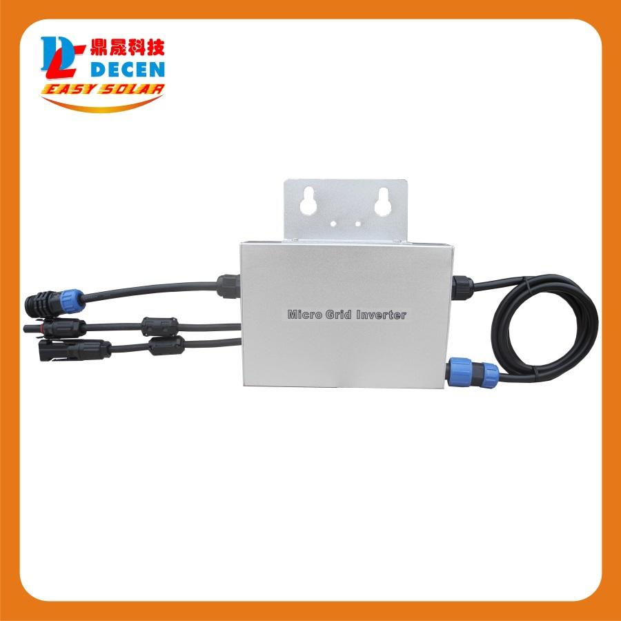 Free shipping SUN300 Micro Invereter grid tie inverter input 22-50VDC output 180-260VAC On Grid inverter power inverter(China (Mainland))