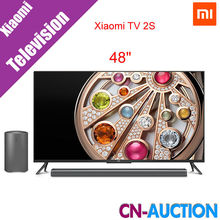 New 100% Original Xiaomi TV 2S 48 Inches Real 4K 3840*2160 Ultra HD Quad Core Household TV(China (Mainland))