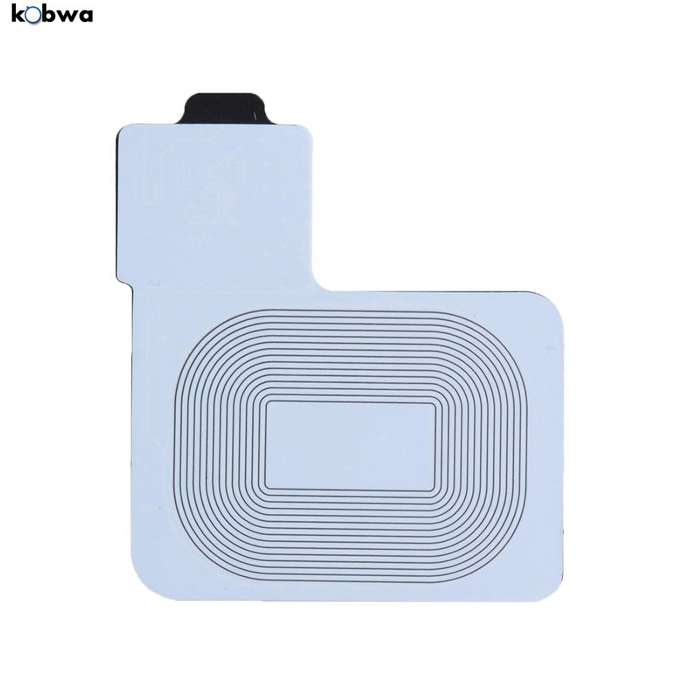Mogoi White Itian Qi Slim Wireless Charging Receiver Patch Card Module for Samsung S4(China (Mainland))