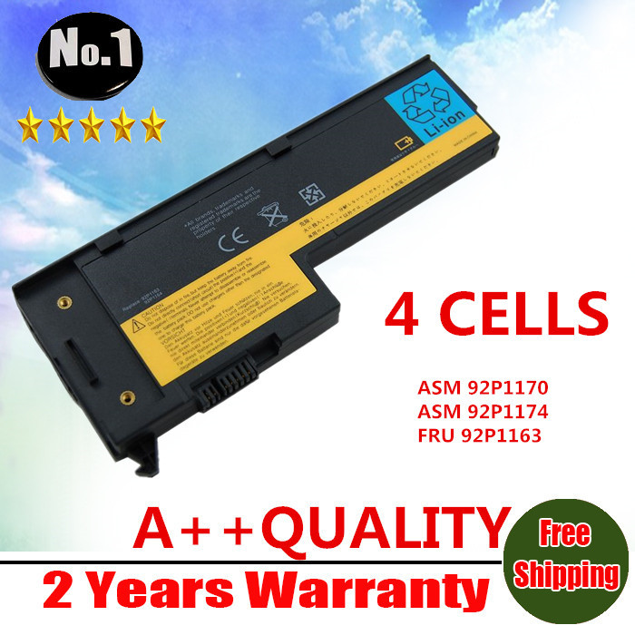 WHOLESALE LAPTOP BATTERY FOR IBM LENOVO X60 X61 THINKPAD X60S X61S Series will not be non-original battery warning FREE SHIPPING(China (Mainland))