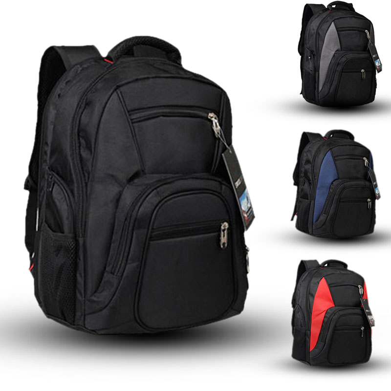 High Quality Notebook Backpack Women Men Computer Bag For ipad For macbook Laptop Bag Travel Hiking Nylon Backpack School Bag(China (Mainland))