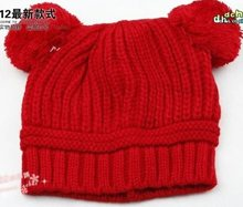 Детские вязание крючком вязаная детская шапка детские зимние шапки теплая девочка шапки реквизит для фотографии новорожденных Bebes Панама ...(China)
