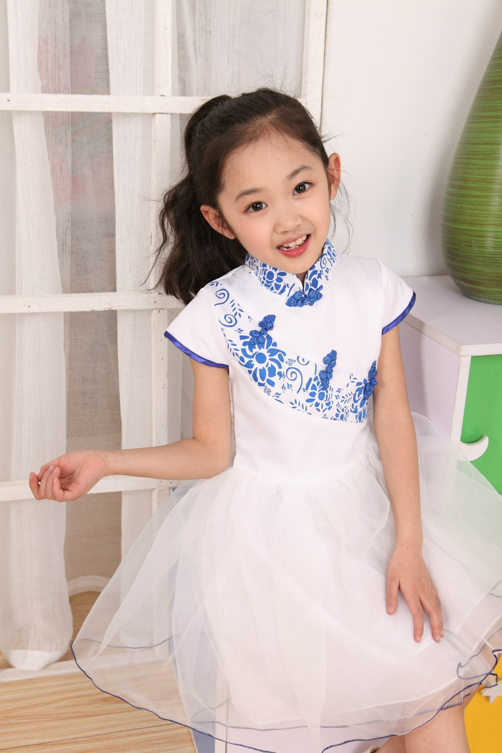 Asian style baby are