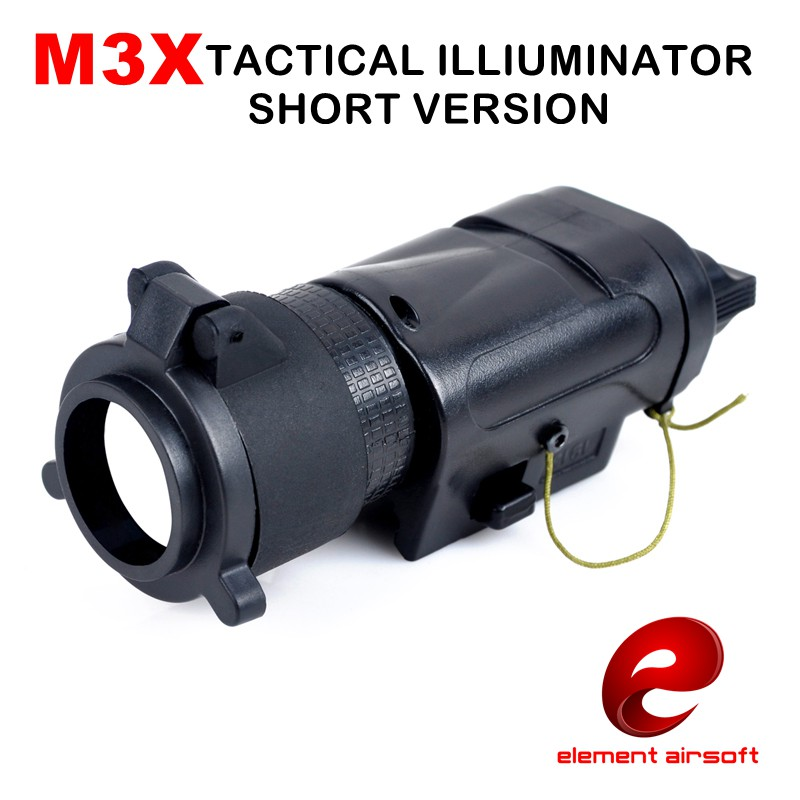 Element L-3 Warrior Systems Light SF M3X Tactical Illuminator Light Short Version FREE SHIPPING (ePacket/HongKong Post Air Mail)(China (Mainland))