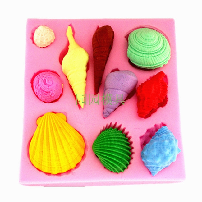 Cake Decorating Gum Paste Nz : Aliexpress.com : Buy Wholesale Free shipping F1008 The Sea ...