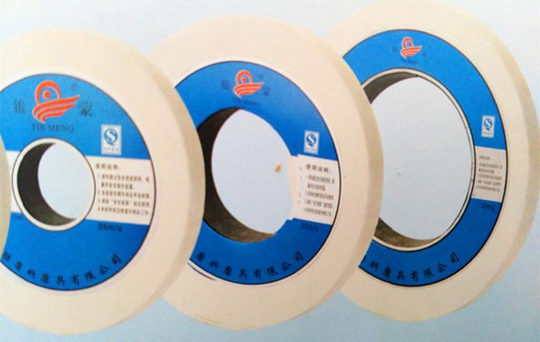 Фотография 400*40*127 sand wheel slice of white corundum grinding green silicon carbide