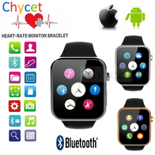 Bluetooth Smart Watch A9 Smartwatch For Apple Iphone Samsung Android Phones relogio inteligente reloj smartphone watch PK Q18 U8