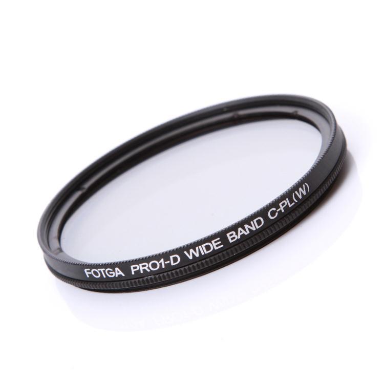 FOTGA Pro 1D Super Slim Pro CPL Circular Polarizing PL Lens Filter 52mm Lente Filtro(China (Mainland))